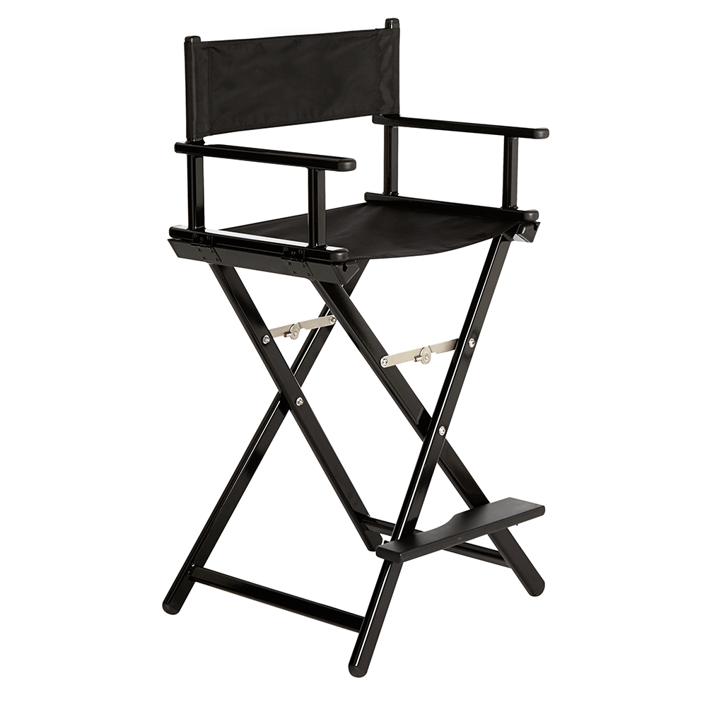 Portable Makeup Chair II U2013 Aluminium