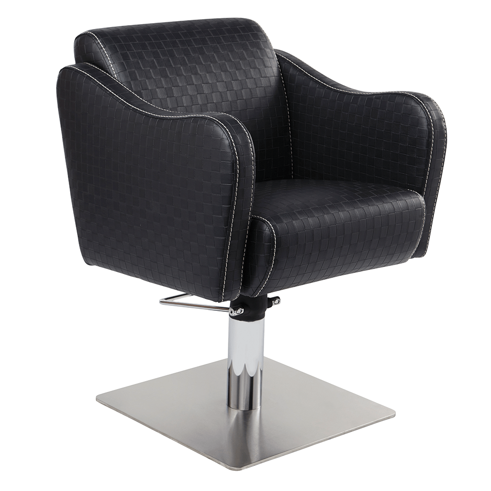 Vivaldi styling chair comfortel for Salon bench