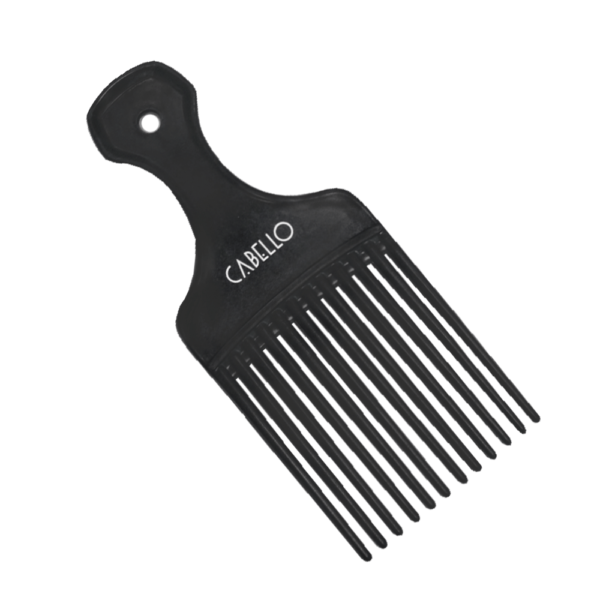 Afro Carbon Comb Comfortel