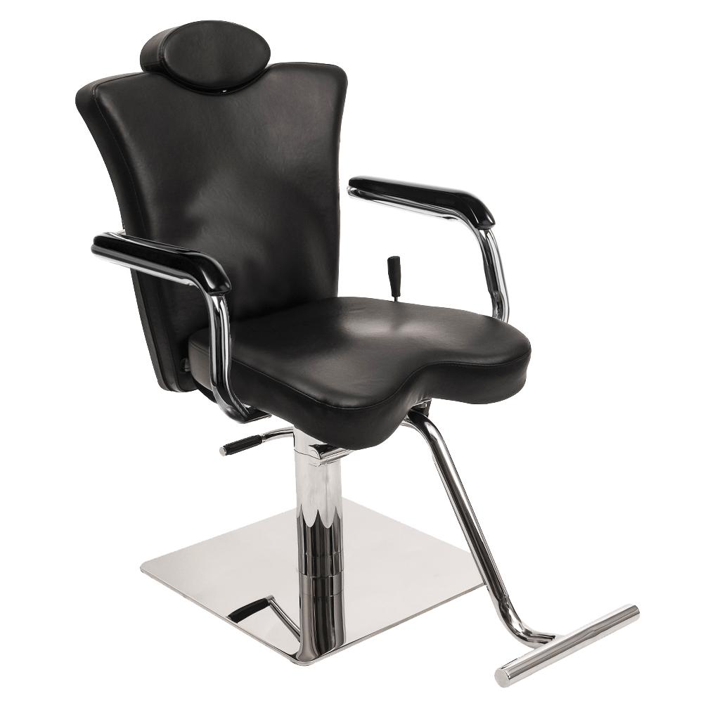 Naomi Makeup Chair Black Comfortel