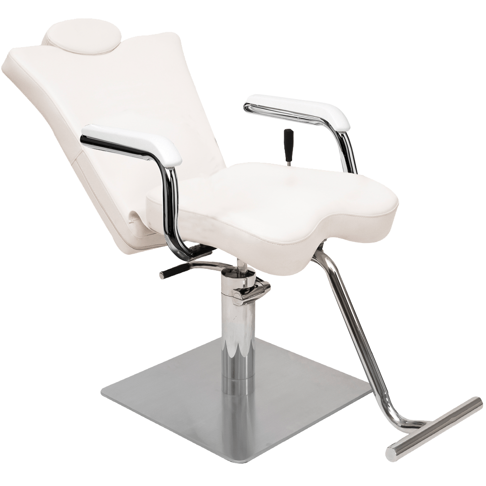 Cindy Makeup Chair White Comfortel