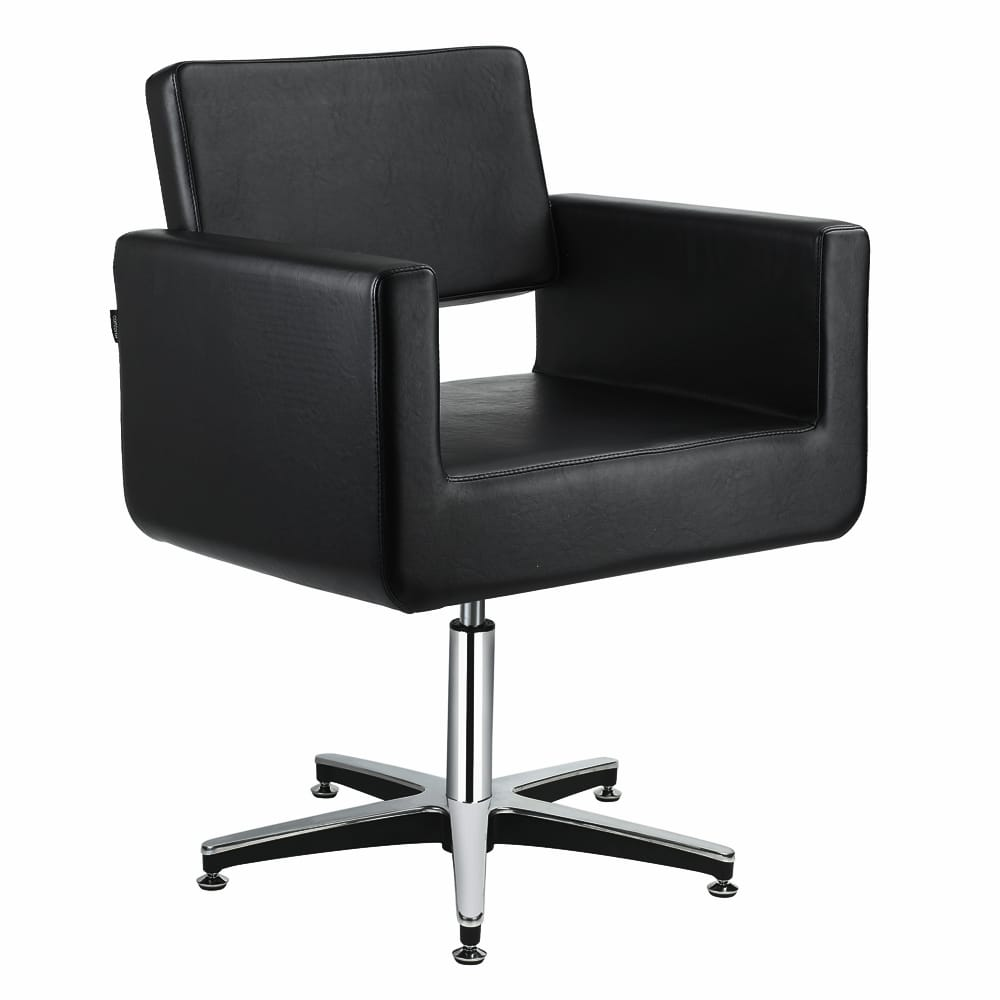 Dana styling chair comfortel for Salon bench