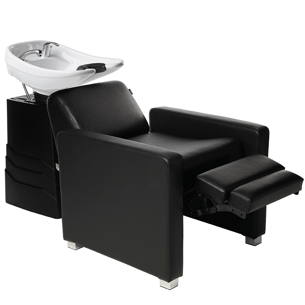 Kelli ii washlounge with massage comfortel for Beautician furniture