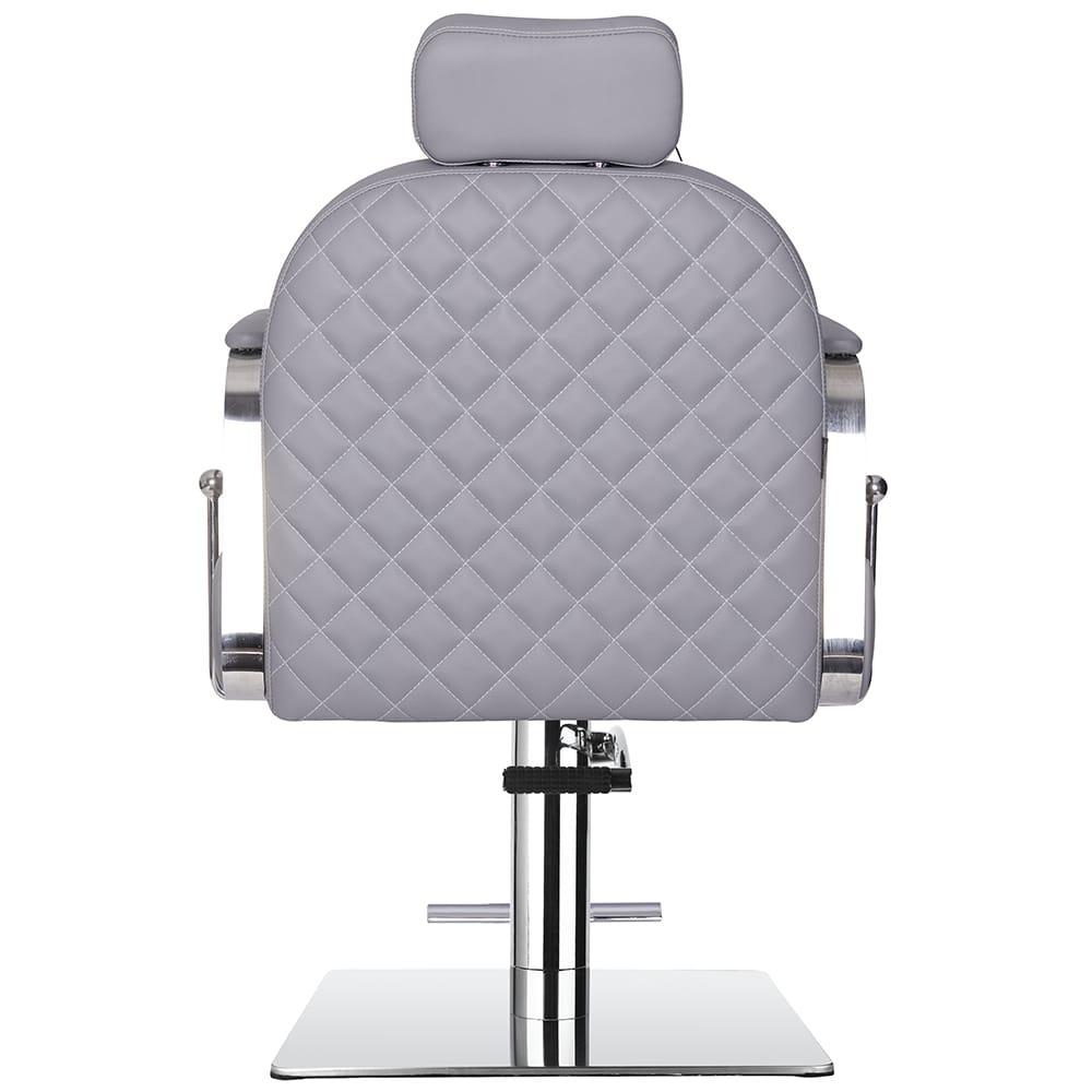 6218-Claudia Make Up Chair Grey Back