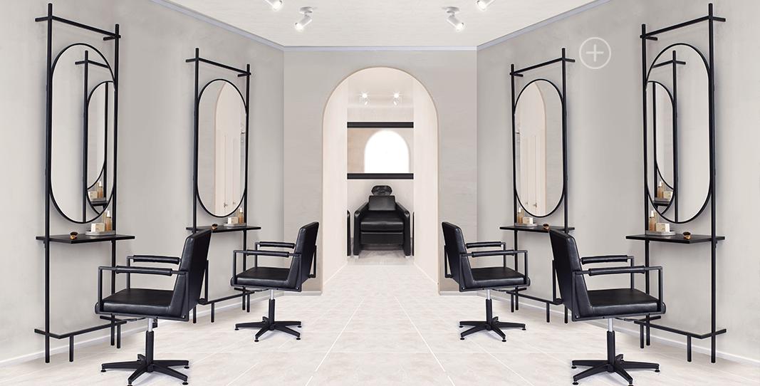 Salon Interior Design Inspo   The Modernist Salon Furniture - Comfortel