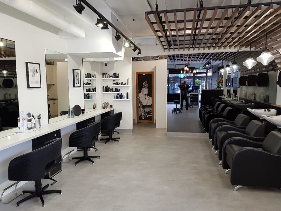Orb Hair A Lesson In Transitional Salon Design Comfortel