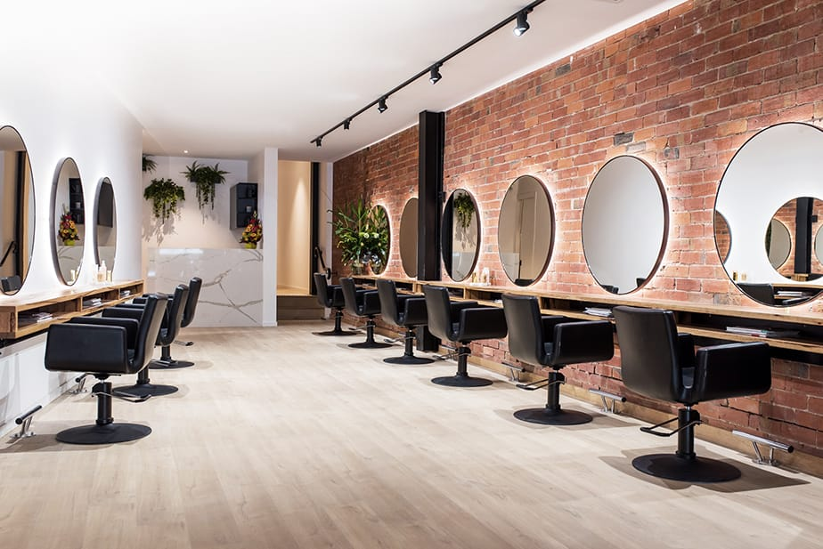 Salon Design - Embracing NY - Elliot Steele - Comfortel ...