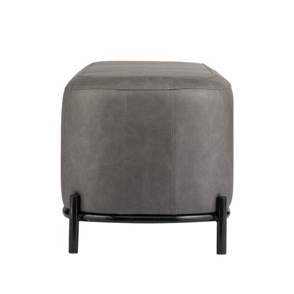 10400 Sansa Waiting Sofa Textured Grey 1