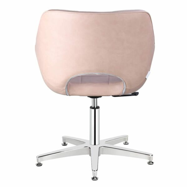 4109-B Rosie Blush Salon Chair Back