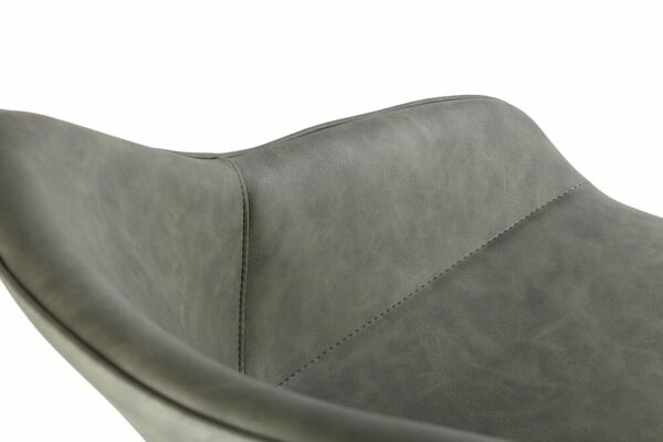 4109-SG Dawn Sage Green Salon Chair Detail 2