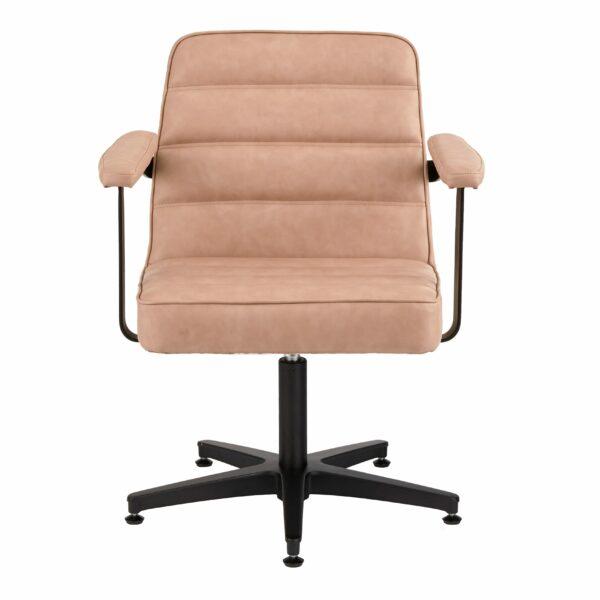 4152-B Franka Blush Salon Chair 1