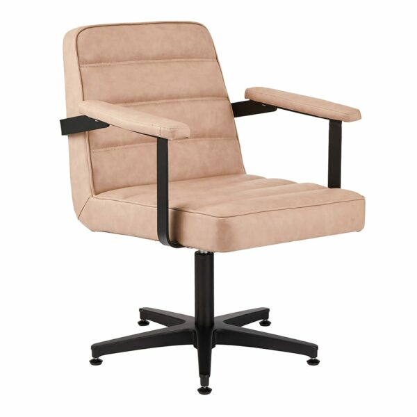 4152-B Franka Blush Salon Chair
