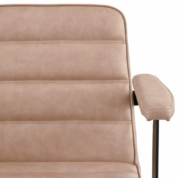 4152-B Franka Blush Salon Chair 9