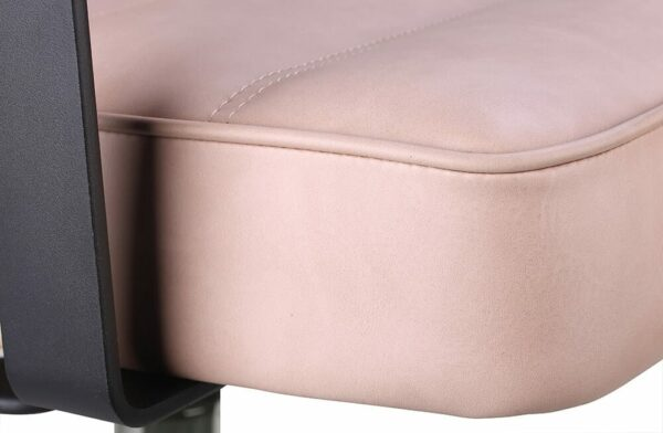4152-B Franka Blush Salon Chair Detail 1