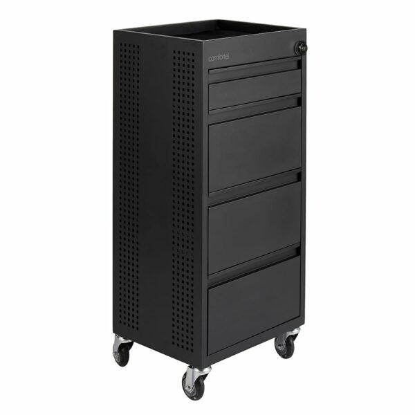 7021 Studio 4 Drawer Trolley 9